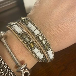 Stella and Dot Wrap Bracelet
